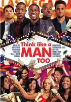 Cover image for Think like a man too