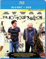 Cover image for For no good reason