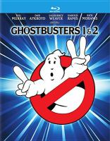 Cover image for Ghostbusters 1 & 2