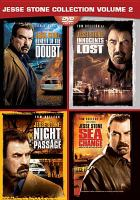 Cover image for Jesse Stone collection. Volume 2 Jesse Stone: benefit of the doubt ; Jesse Stone: innocents lost ; Jesse Stone: night passage ; Jesse Stone: sea change