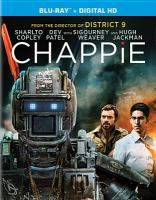 Cover image for Chappie