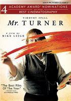 Cover image for Mr. Turner
