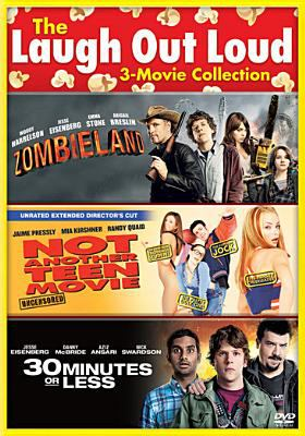 Cover image for The laugh out loud 3-movie collection