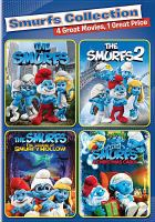 Cover image for The Smurfs The Smurfs 2 ; The Smurfs: the legend of Sleepy Hollow ; The Smurfs: a Christmas Carol / screenplay by J. David Stem & David N. Weiss ; produced by Jordan Kerner ; directed by Raja Gosnell.
