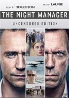 Cover image for The night manager