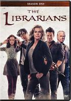 Cover image for The librarians Season one.