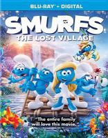 Cover image for Smurfs The lost village