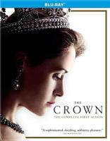 Cover image for The crown The complete first season