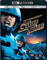 Imagen de portada para Starship troopers