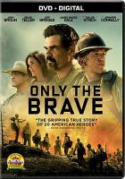 Cover image for Only the brave