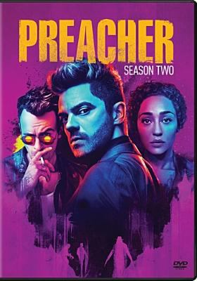 Cover image for Preacher Season two