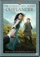 Cover image for Outlander The complete first season.