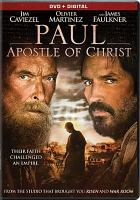 Cover image for Paul, apostle of Christ