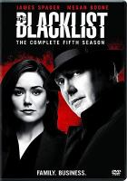 Cover image for The blacklist.  the complete fifth season