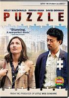 Cover image for Puzzle