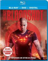Cover image for Bloodshot