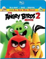 Cover image for The angry birds movie 2