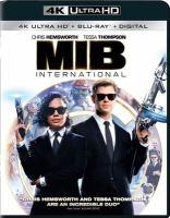 Cover image for Men in black: International