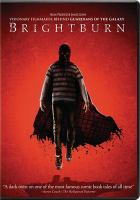 Cover image for Brightburn