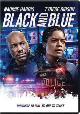 Cover image for Black and blue