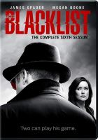 Cover image for The Blacklist The complete sixth season.