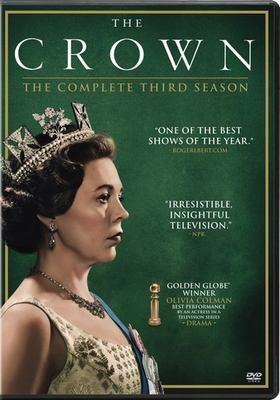 Cover image for The crown The complete third season
