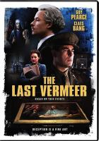 Cover image for The last Vermeer