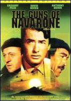 Cover image for The guns of Navarone