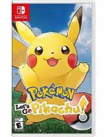 Cover image for Pokémon. Let's go Pikachu!