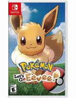 Cover image for Pokémon let's go Eevee!.