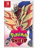 Cover image for Pokemon shield