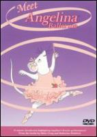 Cover image for Meet Angelina Ballerina