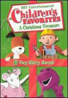 Cover image for Children's favorites. A Christmas treasure