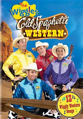 Cover image for The Wiggles. Cold spaghetti western