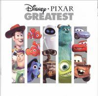 Cover image for Disney. Pixar greatest