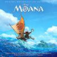 Imagen de portada para Moana original motion picture soundtrack
