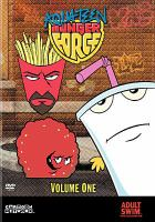 Cover image for Aqua Teen hunger force, vol. 1