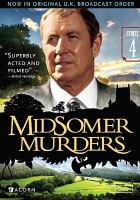 Cover image for Midsomer murders Series four