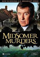 Cover image for Midsomer murders Series 5