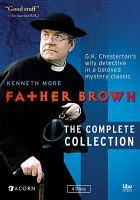 Cover image for Father Brown  the complete collection