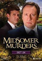 Cover image for Midsomer murders set 24