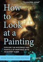 Cover image for How to look at a painting