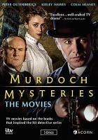 Cover image for Murdoch mysteries the movies