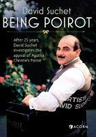 Cover image for David Suchet being Poirot