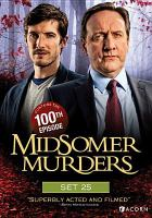 Cover image for Midsomer murders set 25