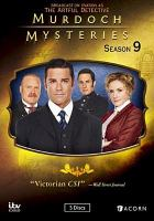 Cover image for Murdoch mysteries Season 9