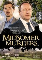 Cover image for Midsomer murders Series 18