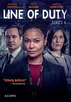 Cover image for Line of duty Series 4