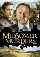 Cover image for Midsomer murders Series 19 part 2