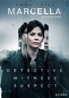 Cover image for Marcella Season one